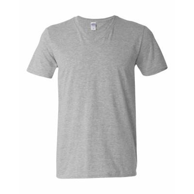 Gildan Softstyle Adult V-Neck T-Shirt