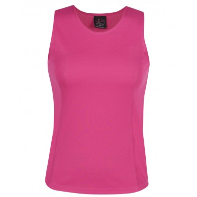 JB's Wear Ladies Poly Singlet