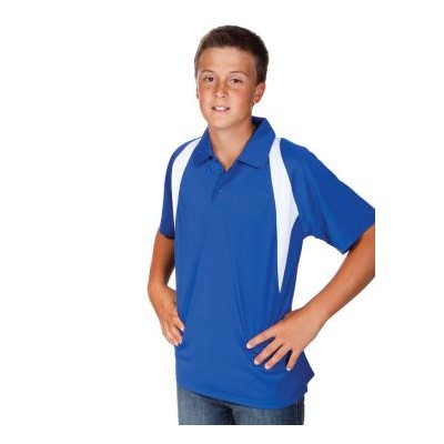 QUOZ P-K12 Excel Kids Polo Shirt