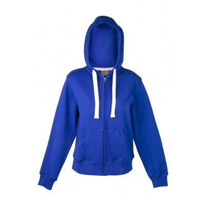 Ramo Ladies/Juniors Heavy Zip Fleece Hoodie
