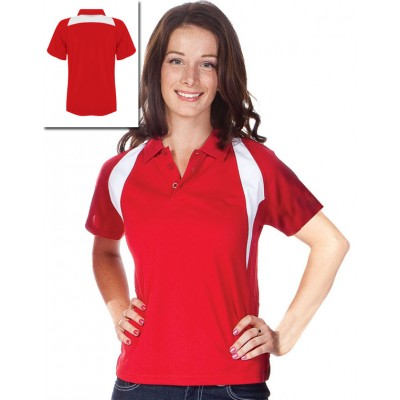 QUOZ P-W12 Excel Lady Polo Shirt